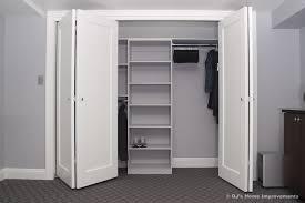 Cheap Bifold Closet Doors Stunning Design Bifold Closet Doors Ikea Home Hardware For Modern
