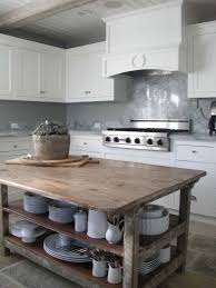 vintage kitchen island 28 vintage wooden kitchen island designs digsdigs