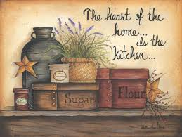 mary ann june pictures heart of the home is the kitchen by mary