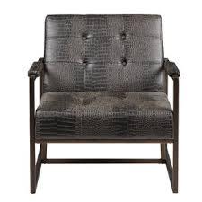Zebra Print Accent Chair Modern Animal Print Accent Chairs Allmodern