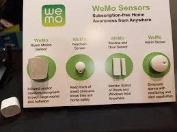 belkin wemo sensor top home security system reviews