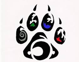 have a bear paw tattoo in 2017 real photo pictures images and