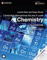 cambridge international as and a level chemistry coursebook with