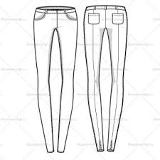 fashion flat templates pattern brushes textile repeating