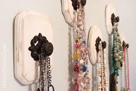 holder necklace images Diy knob necklace holder how to nest for less jpg