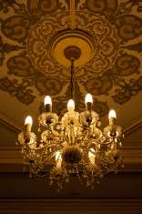 Chandelie Chandelier Iranian Style Stock Photos Freeimages Com