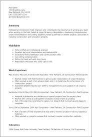 Sample Resume Engineer by It Field Engineer Sample Resume 2 Field Service Engineer Resume
