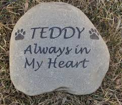 personalized memorial stones personalized engraved pet memorials memorial headstone