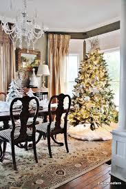 Christmas Dining Room Decorations Farmhouse Dining Room 12 Days Of Christmas Day 4 Thistlewood Farm