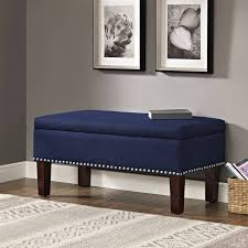 Blue Ottoman Coffee Table Coffe Table Oversized Ottoman Round Coffee Table Blue Storage