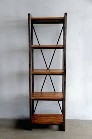rustic metal shelves handmade floating walnut wood and steel shelf by