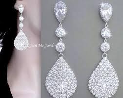Chandelier Earrings Etsy Gatsby Earrings Etsy