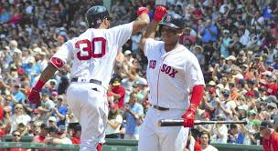 Yardwork Red Sox Indians Brawl - video rafael devers continues dream week with a triple play