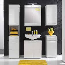 badezimmer komplett set badezimmer komplettset lacuva in weiß hochglanz pharao24 de
