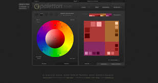 color tool trendy web color palettes and material design color schemes tools