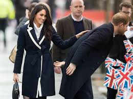 meghan harry did the queen order meghan and harry to stop their pdas