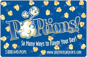e gift certificates e gift certificates personal gifts poptions gourmet popcorn