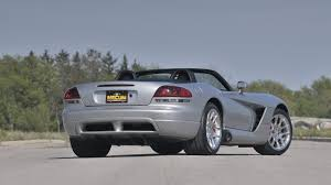 2005 dodge viper srt 10 mamba edition u109 indy 2012
