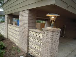 exterior light decorative bricks wow you seen flickr