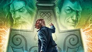 rick riordan s the hammer of thor is here the b n kids blog