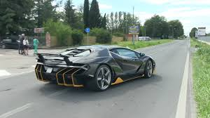 lamborghini centenario the 2 5 million lamborghini centenario driving on the road youtube