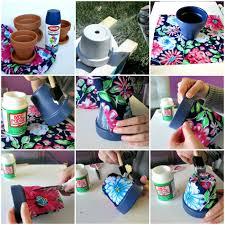 homemade flower pots peeinn com
