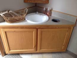 Women S Vanity Houdek Lavabo Restroom Rentals In Leelanau County