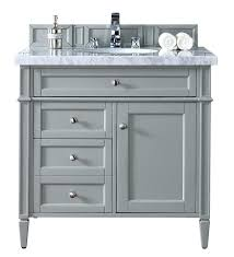 18 Inch Vanity Bathroom Vanity 36 X 18 Bath Vanity Base White Top Marble