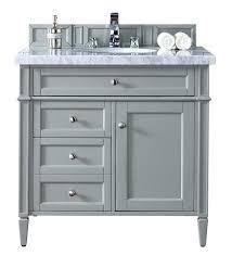 18 Inch Vanity Bathroom Vanity 36 X 18 Bath Vanity Base White Top Marble