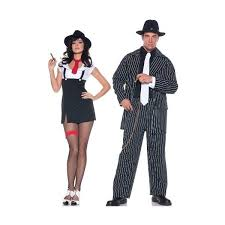 Gangster Couple Halloween Costumes 9 Costume Images Costumes Halloween Makeup