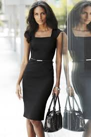 the black dress 19 best that look images on fashion