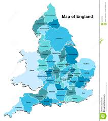 Map England by Map Of England Royalty Free Stock Photos Image 34272498
