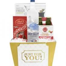 Grey Goose Gift Set Build A Basket Vodka Pre Designed Gift Baskets
