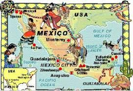 zihuatanejo map zihuatanejo links page