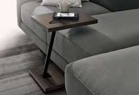 plateau pour canapé table d appoint pour canapé zet colombini casa
