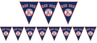 Boston Red Sox Home Decor Mlb Boston Red Sox Party Supplies Party City