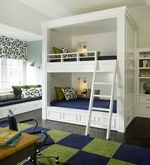 bunk bed architectural trundle loft wooden beds full ideas kids