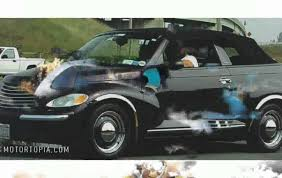 fotoautos 2005 chrysler pt cruiser gt convertible review youtube