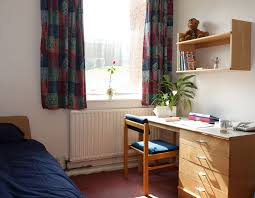 park houses on campus accommodation study with us photo of park houses study bedroom