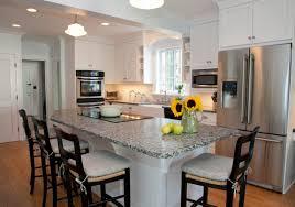kitchen amazing white kitchen island with seating model stunning