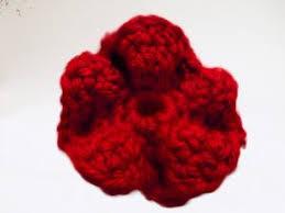 Tiny Flower Crochet Pattern - crochet spot blog archive crochet pattern ruffled flower face
