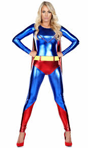 super cheap halloween costumes popular supergirl catsuit buy cheap supergirl catsuit lots from