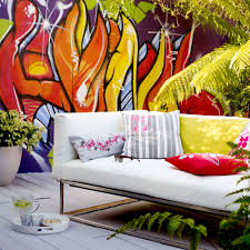 How To Make Mural Art At Home by Garden Art Ideal Home