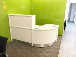 Yellow Reception Desk 16 Best Large Reception Desks Images On Pinterest Reception