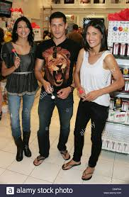 tinsel korey alex meraz jones at in store appearance for