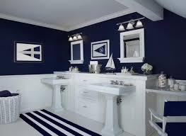 Bathroom Rugs And Accessories Bathroom Navy Blue Bathroom Stunning Striped Bath Rug And
