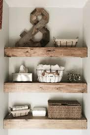 floating shelves for bathroom sinks creative bathroom storage