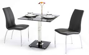 Dining Table And 2 Chairs Best 25 Black Glass Dining Table Ideas On Pinterest Glass Top