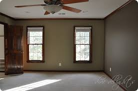 oak trim light brown walls house decor pinterest oak trim