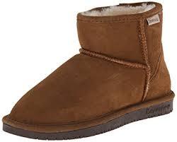 amazon s boots size 12 amazon com bearpaw womens demi boot hickory chocolate size 12